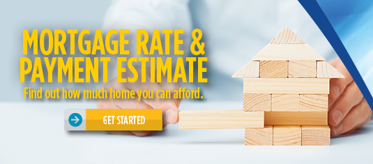 Mortgage Rate & Payment Estimate